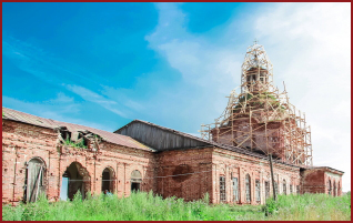 История храма.